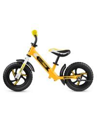 Детский алюминиевый беговел Roadster Small Rider Roadster 3 (Classic EVA) (синий)