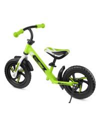 Детский алюминиевый беговел Roadster Small Rider Roadster 3 (Classic EVA) (зеленый)