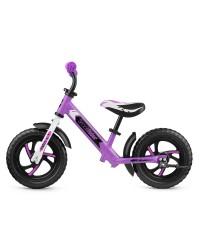 Детский алюминиевый беговел Roadster Small Rider Roadster 3 (Classic EVA) (фиолетовый)