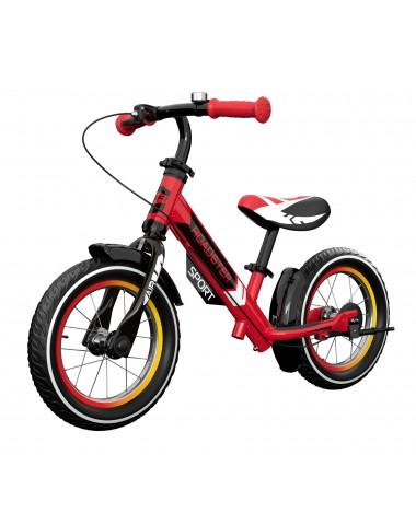 Детский алюминиевый беговел Small Rider Roadster 3 (Sport AIR) (красный)