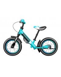 Детский алюминиевый беговел Small Rider Roadster 3 (Sport AIR) (аква)