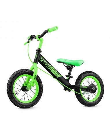 Беговел с надувными колесами и тормозом Small Rider Ranger 2 Neon (салатовый)