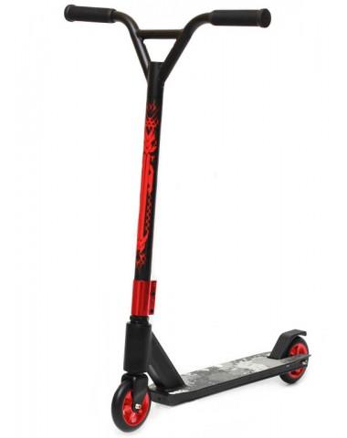 Трюковой самокат Scooter Red 110мм