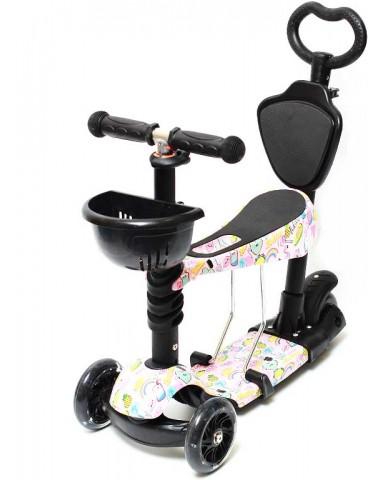 Самокат scooter  5в1 LoL