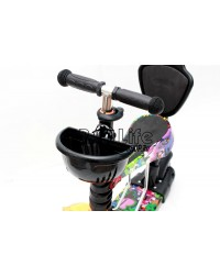Самокат scooter  5в1 джунгли