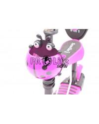 Самокат scooter 5в1 божья коровка розовый