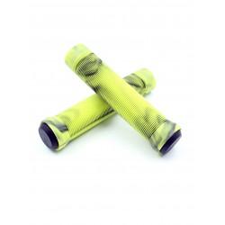 Грипсы Vokul 145 мм зеленый