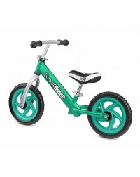 Легкий алюминиевый детский беговел Small Rider Foot Racer EVA (аква)