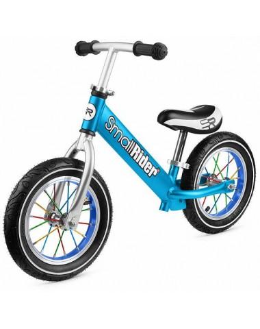 Легкий алюминиевый детский беговел Small Rider Foot Racer Air  (синий)