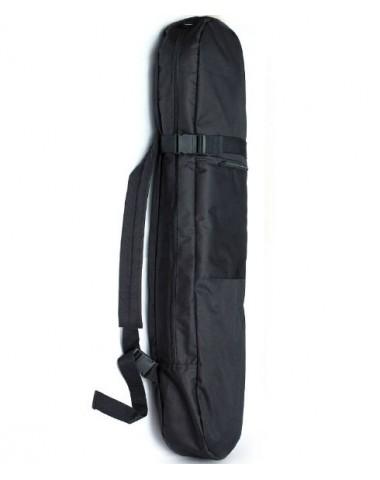 Чехол-сумка для лонгборда 110 см  черная