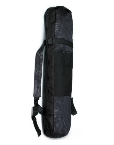 Чехол-сумка для лонгборда 96 см  змеиная