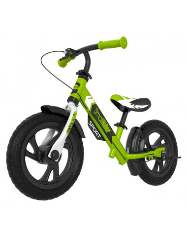 Беговел Small Rider Roadster Sport 4 EVA (зеленый)