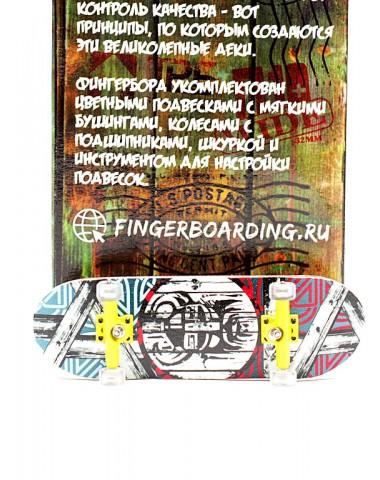 Фингерборд Турбо Limited Edition П10  викинг