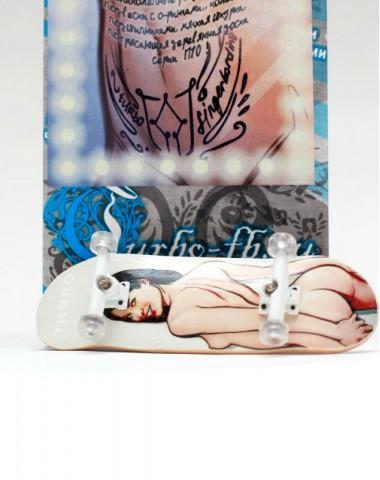 Фингерборд Турбо Naked&Famous Limited #45