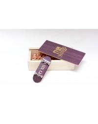 Фингерборд П10 Wide 32м фиолетовый