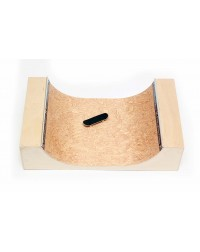 Фигура деревянная для фингербординга Мини рампа M средняя