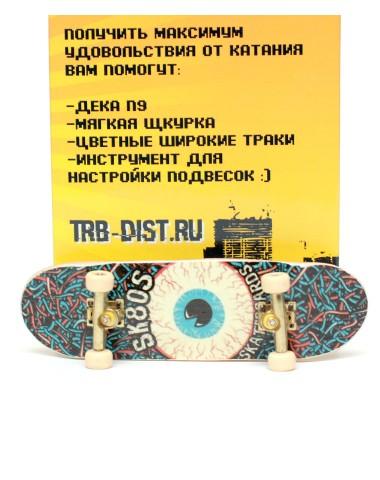 Фингерборд Турбо Продвинутый комплект #105