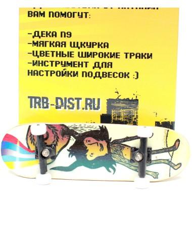 Фингерборд Турбо Продвинутый комплект #106