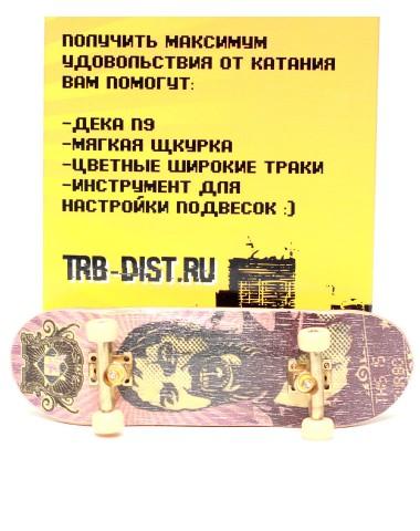 Фингерборд Турбо Продвинутый комплект #113