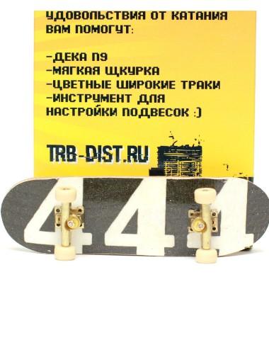 Фингерборд Турбо Продвинутый комплект #121
