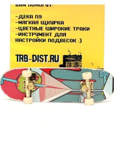 Фингерборд Турбо Продвинутый комплект #125