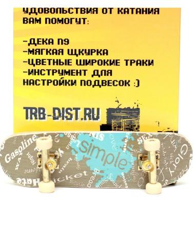 Фингерборд Турбо Продвинутый комплект #127