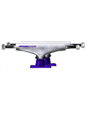 Комплект подвесок Footwork 5.25'' LABEL Purp/Raw