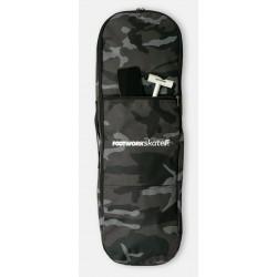 Чехол для скейтборда Footwork DeckBag Black Camo