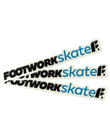 Стикер Footwork