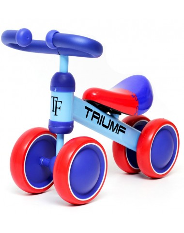 Беговел каталка для малышей Triumf Active TF-2019 синий