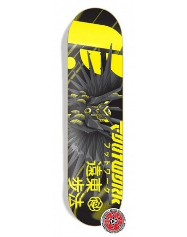 ДЕКА FOOTWORK 19 CARBON OWL BEAST 8 x 31.5