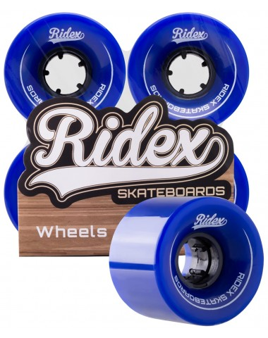 Комплект колес для круизера SB, темно-синий, 4 шт