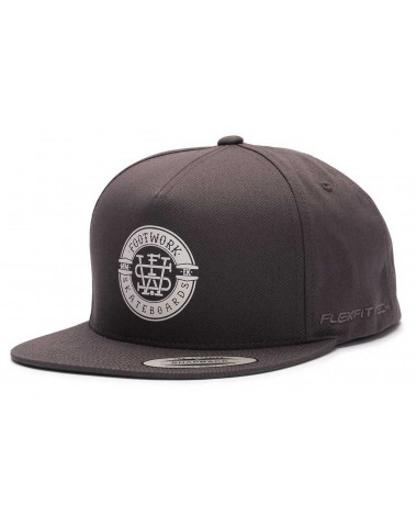 Кепка Footwork   HERITAGE  DARK GREY