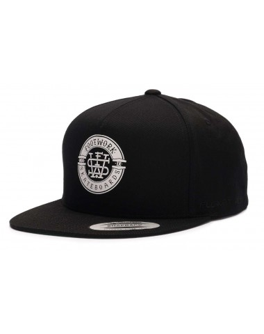 Кепка Footwork   HERITAGE BLACK