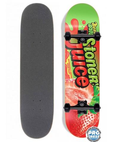 Скейтборд в сборе Footwork Progress Berry Dope 8 x 31.5