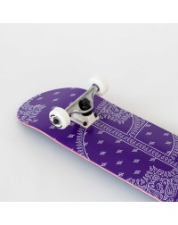Скейтборд в сборе Footwork BANDANA PURPLE  8 x 31.5