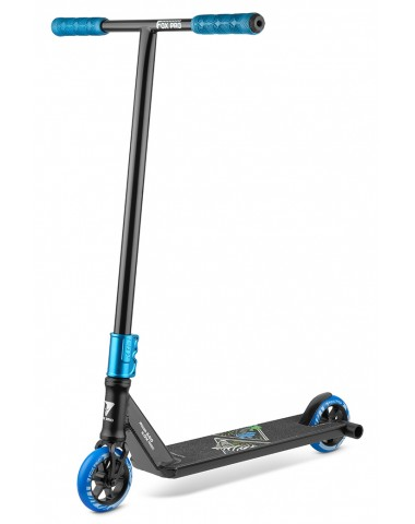 Самокат Fox Big Boy 5.0 black/blue 2020