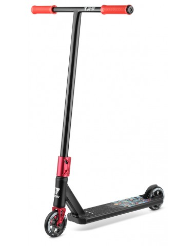 Самокат Fox RAW 3 black/red 2020