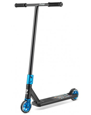 Самокат Fox RAW 3 black/blue 2020
