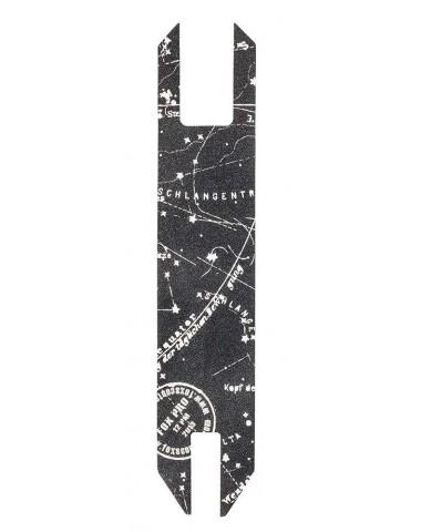 Шкурка-наклейка Galaxy (Созвездие) черная