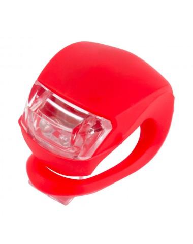 Фонарик для самоката красный свет