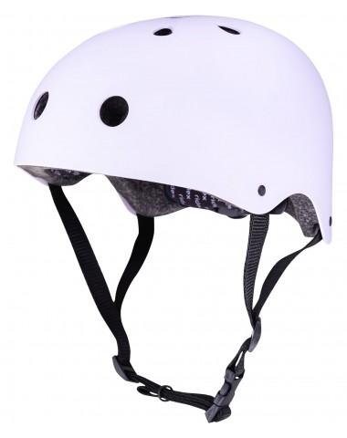 Шлем защитный Inflame белый