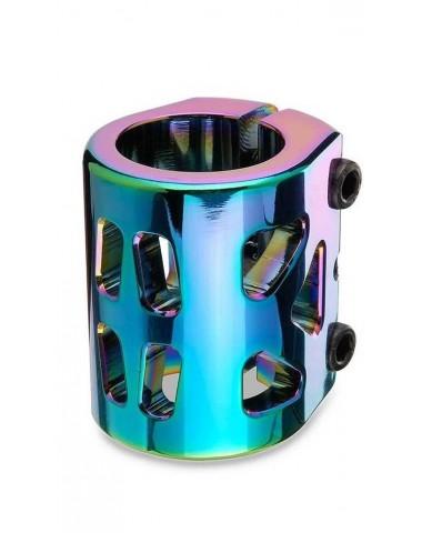 Хомут-B Fox IHC d 31,8, 3 bolt  standard sized neo-chrome