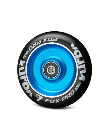 Колесо Flat Solid 100 мм синий/черный