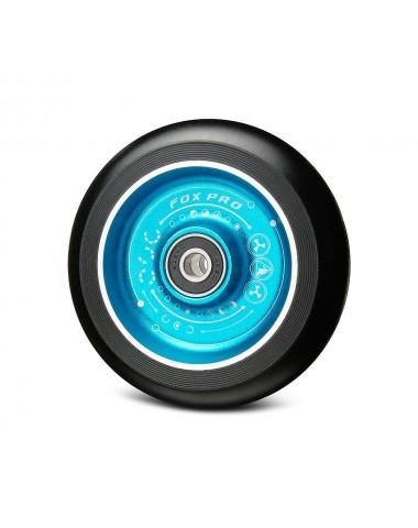 Колесо Flat Solid 100 мм с рисунком синий/черный