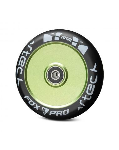 Колесо Hollow 110 мм зеленый/черный