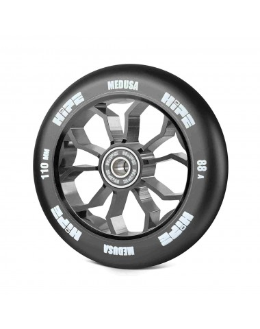 Колесо HIPE Medusa wheel LMT36 110мм black/core black Черный/черный