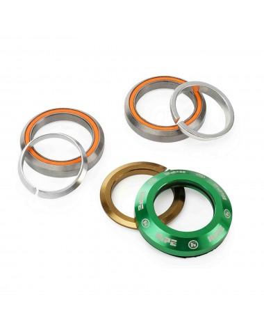 Рулевая колонка HIPE  H-01 интегрированная Зеленая