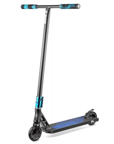 Самокат  HIPE XL black/neo blue 2021