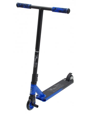 Самокат трюковый YMIR сине-черный